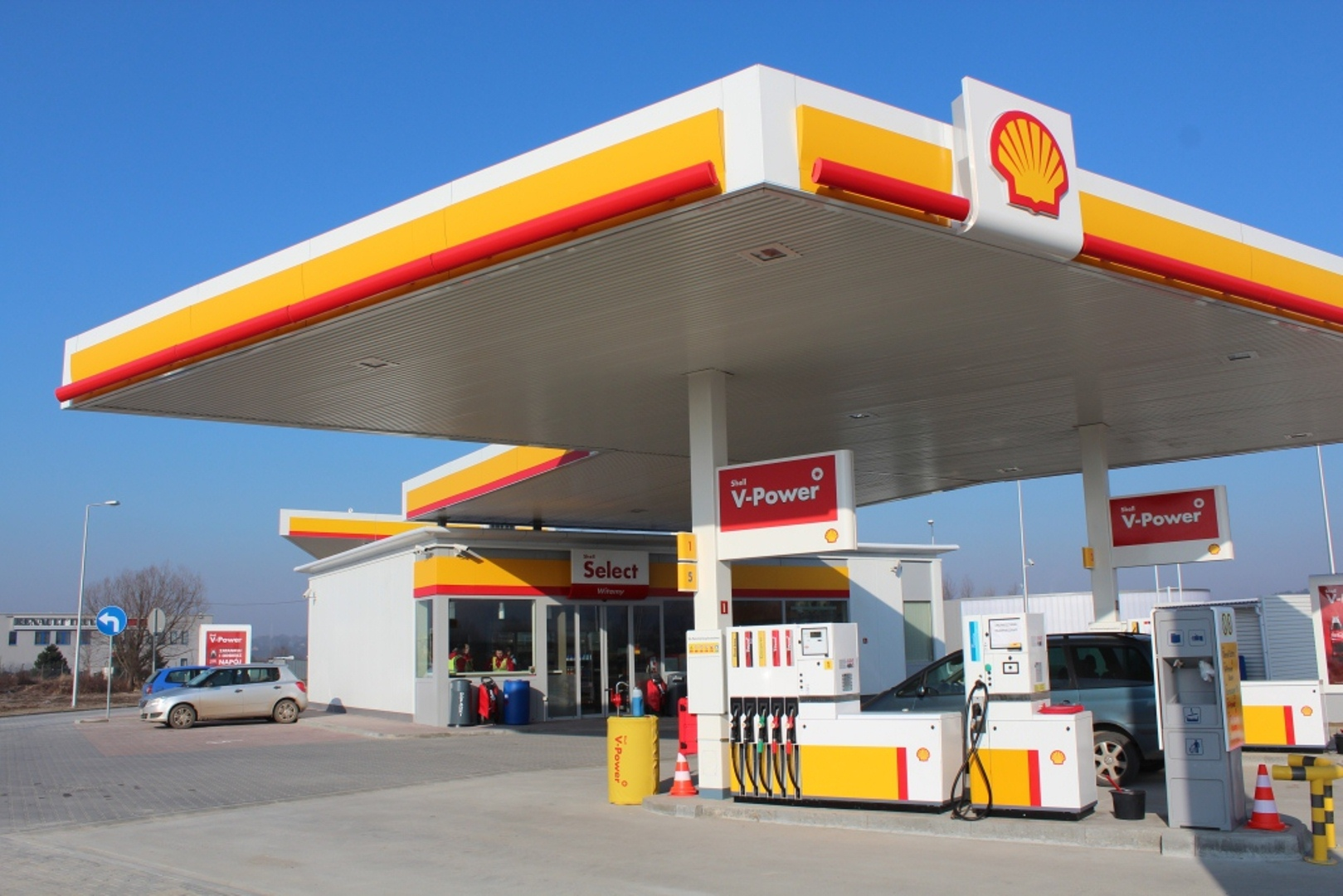 Globalisation and Shell.