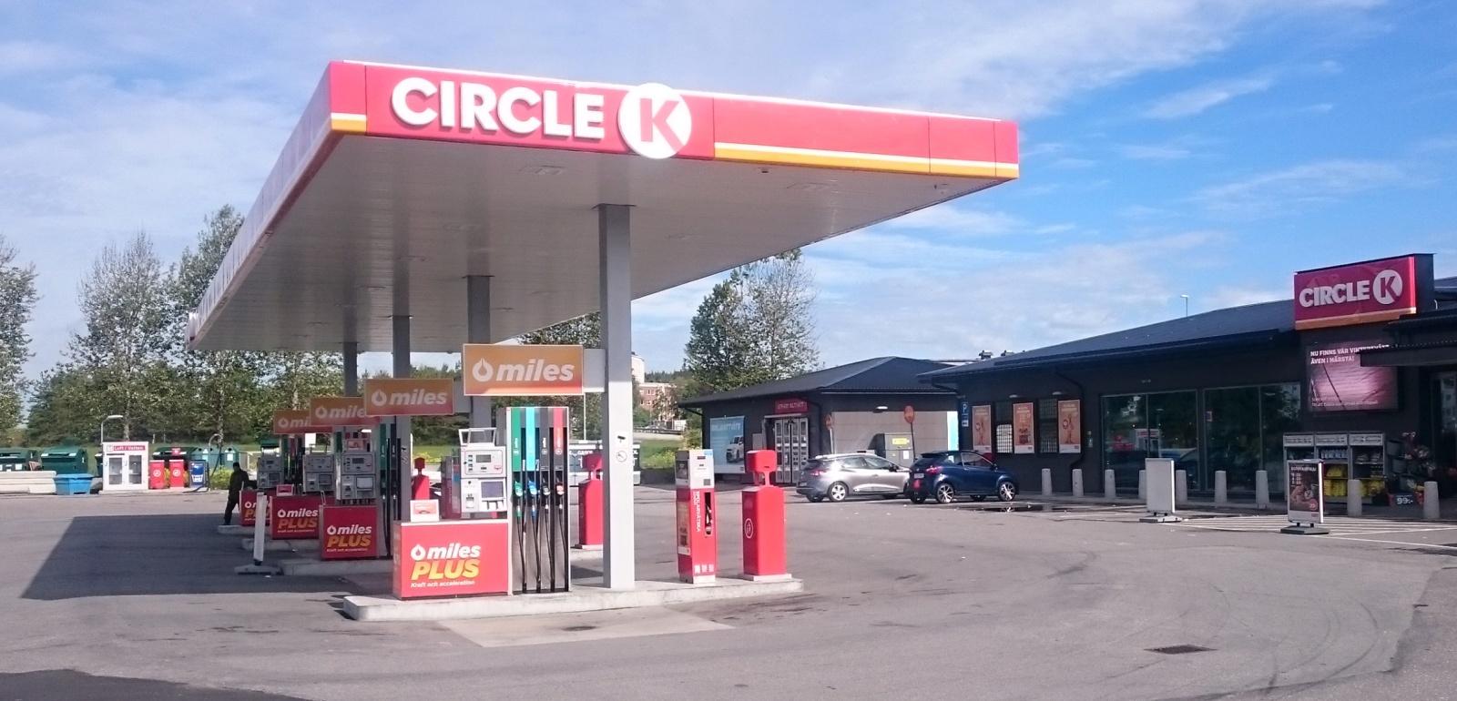 circle k märsta